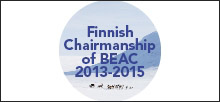 Banneri_Finnish Chairmanship of the Barents Euro-Arctic Council in 2013−2015