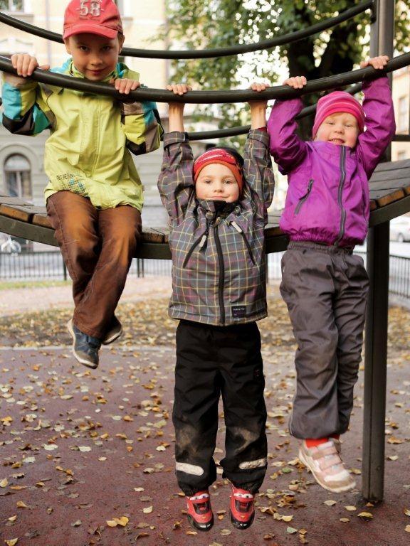 Lasten Oikeudet Yk