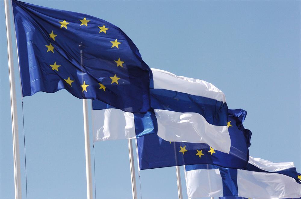 Suomi Euroopan unionissa ()