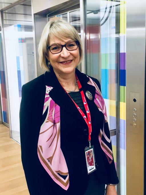 Suomen Coreper II edustaja on pysyvä edustaja, suurlähettiläs Marja Rislakki Kuva: Johanna Kaprio