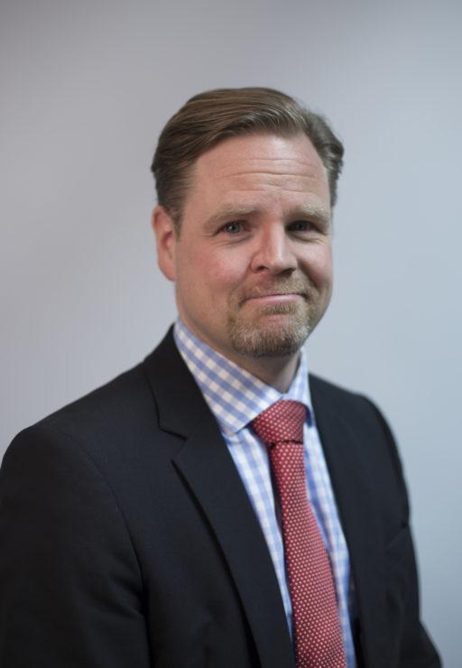 Janne Kuusela. Bild: försvarsministeriet