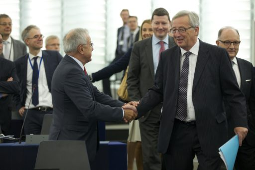 Komission puheenjohtajaksi vuonna 2014 valittu Jean-Claude Juncker ei jatka tehtävässä vuoden 2019 vaalien jälkeen. Kuva: Euroopan komissio.