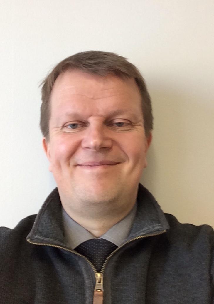 Jarmo Oikarinen är chef vid Europaparlamentets Informationskontor i Finland