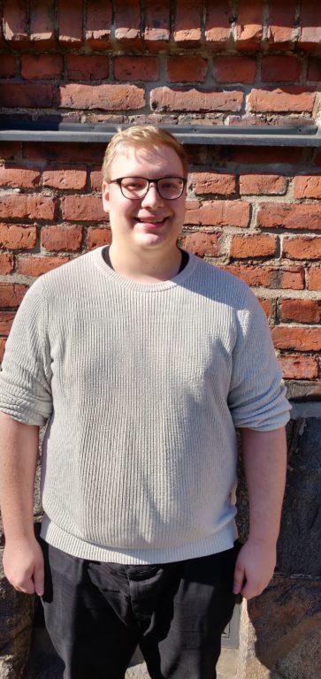 Lauri Ikola är ordförandet för Unga Européer Tammerfors och historia student på Tammerfors universitetet