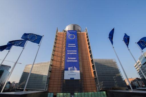 Komission päärakennus Berlaymont sijaitsee Brysselissä. Kuva: Euroopan unioni
