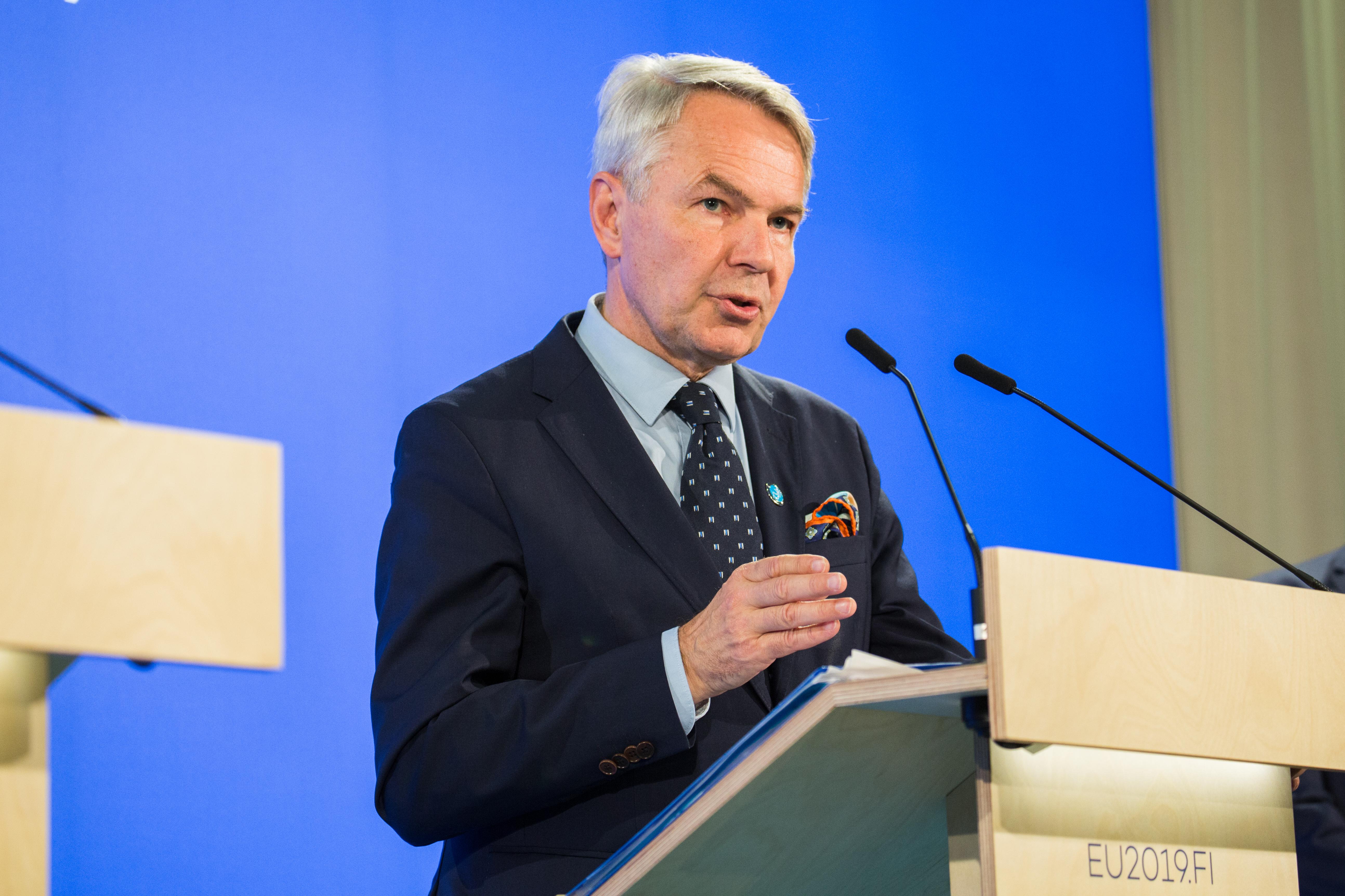 © Viivi Myllylä/Prime Minister's Office, Finland