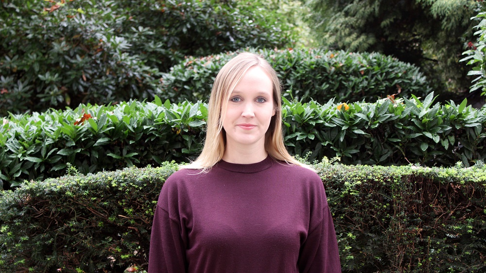 Kati Temonen työskentelee tällä hetkellä Suomen EU-edustustossa Brysselissä. Kuva: Joona Suni