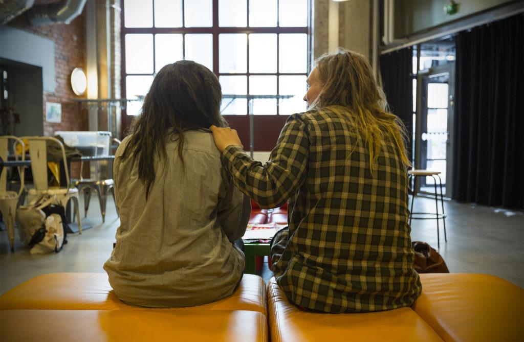 Sosiaalirahaston hankkeilla on tuettu muun muassa nuorten työllistymistä. Kuva: Ohjaamo Forssa