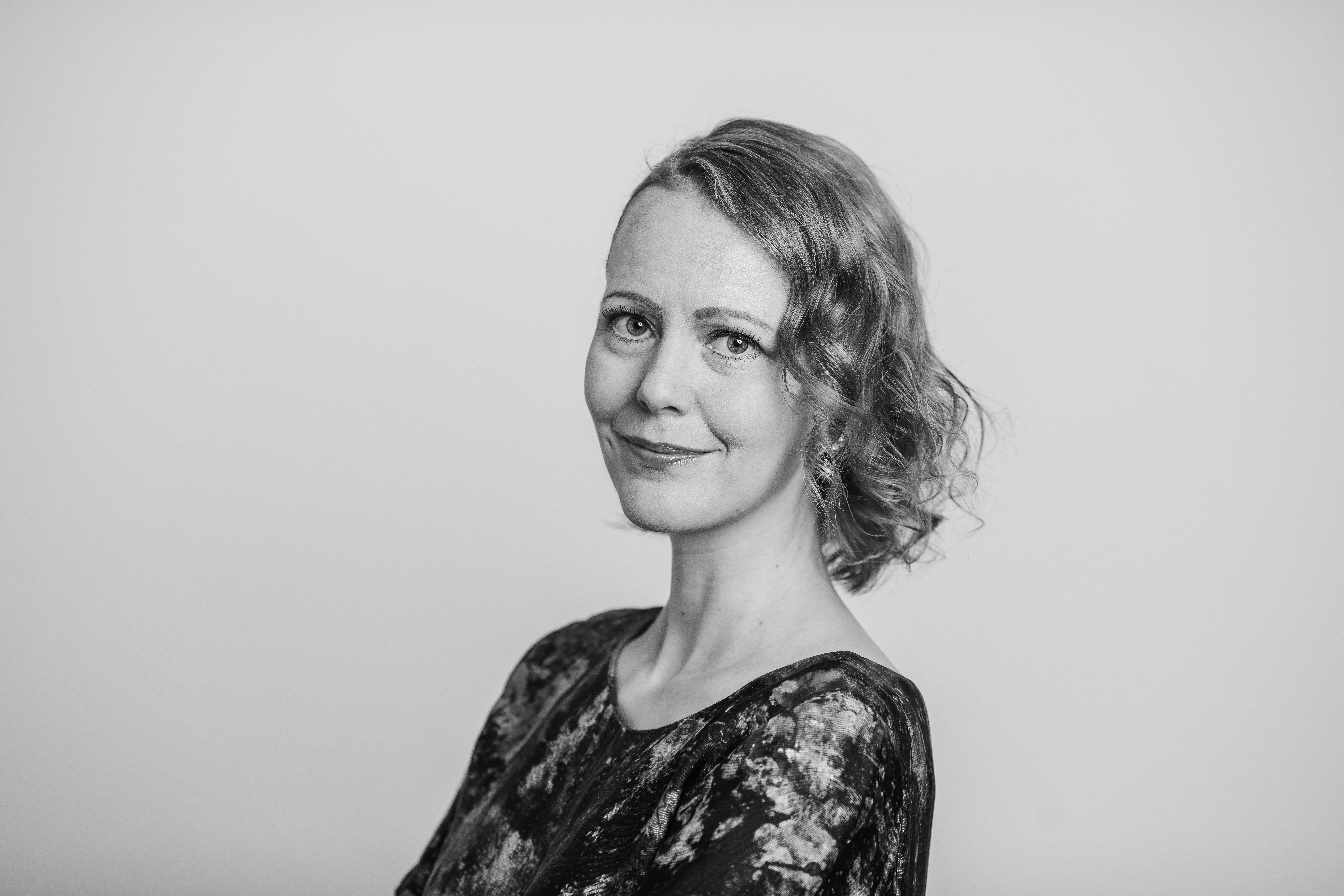 Vastuullisuus ja kiertotalous ovat johtajavan asiantuntijan Satumaija Mäen työn pääteemoja. Kuva: Aleksi Poutanen