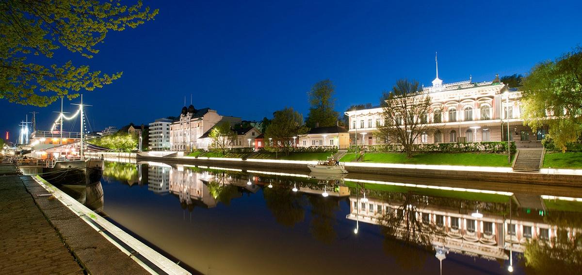 Kaupungintalo Turku