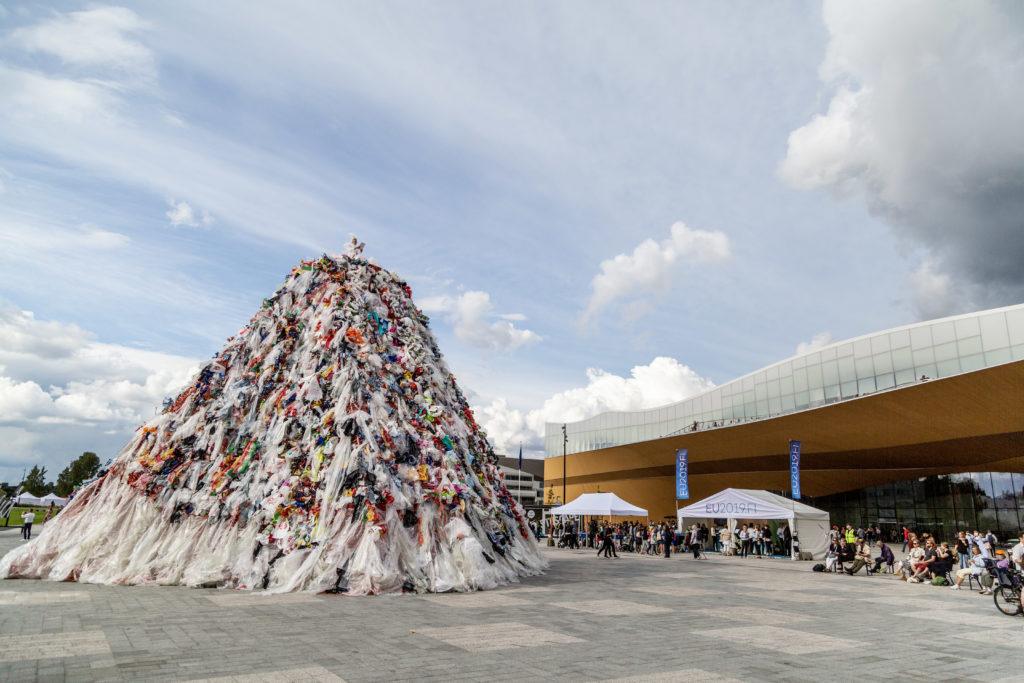 Muovikassisopimuksesta EU:n Green Dealiin (lue lisää)