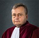 EU:n tuomioistuimen suomalaistuomari Niilo Jääskinen.